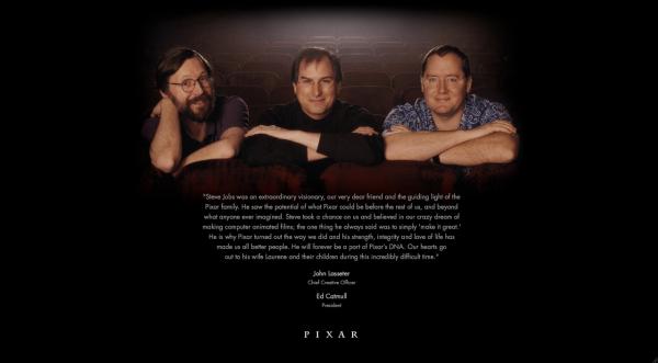 Pixar.com-SteveJobs-tribute