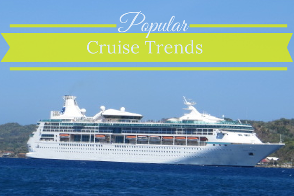 Cruise Trends