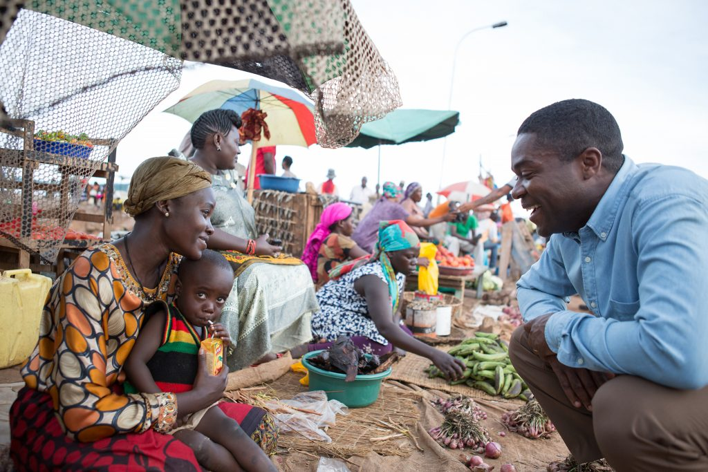 Oscar (TM) winner Lupita Nyong'o is Harriet Mutesi and David Oyelowo is Robert Katende in Disney's QUEEN OF KATWE, the vibrant true story of a young girl from the streets of rural Uganda whose world rapidly changes when she is introduced to the game of chess. Newcomer Madina Nalwanga also stars in the film, directed by Mira Nair.