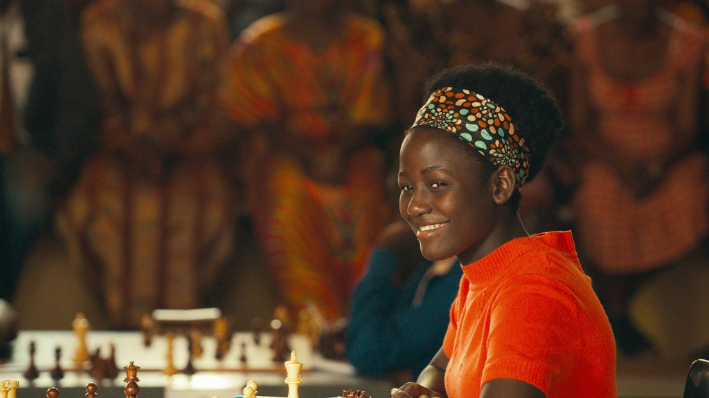 Madina Nalwanga is Phiona Mutesi in Disney's QUEEN OF KATWE