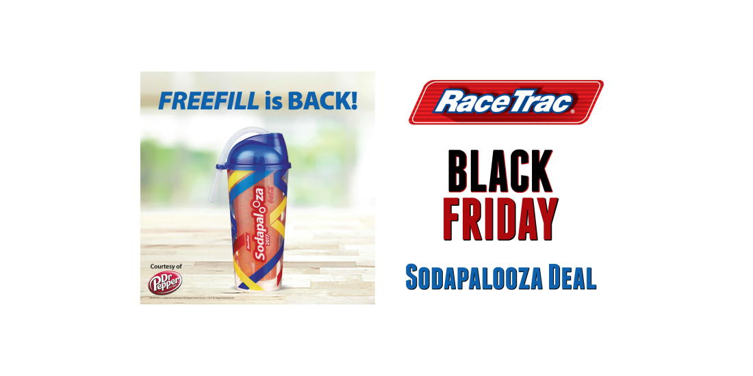 We provide a wide range of offers including online promo codes & deals, promotions & sales, and in-store printable coupons. We offer 3 promo codes and 5 deals of Racetrac, which have been used by many customers and helped them save a lot. You can also save as much as you can with AnyCodes Racetrac Coupons & deals.