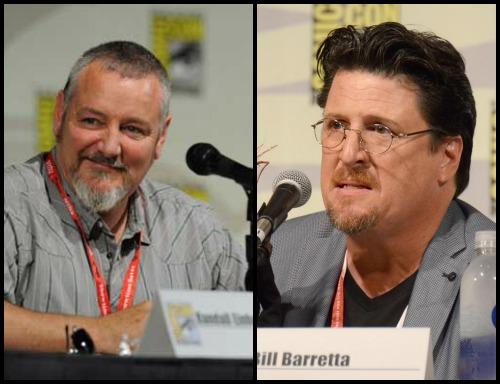 Randall Einhorn and Bill Barretta