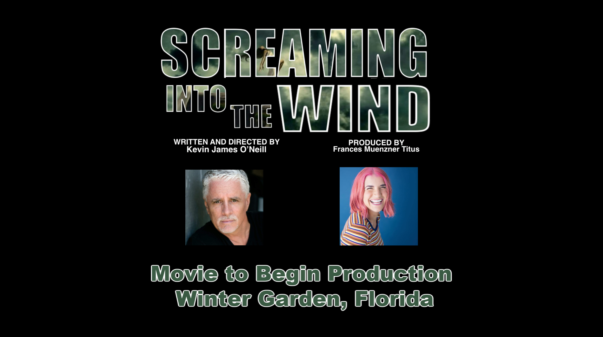 Screaming into the Wind