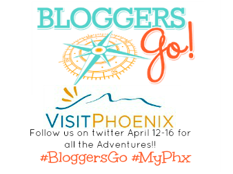 I'm Heading to Phoenix with #BloggersGo #MyPhx