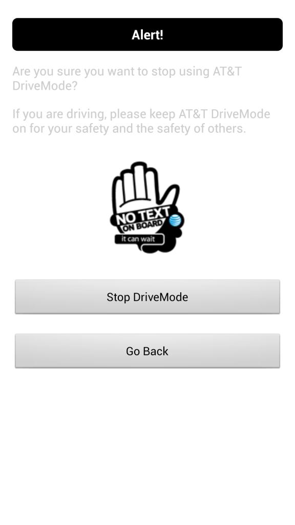stop - No Text