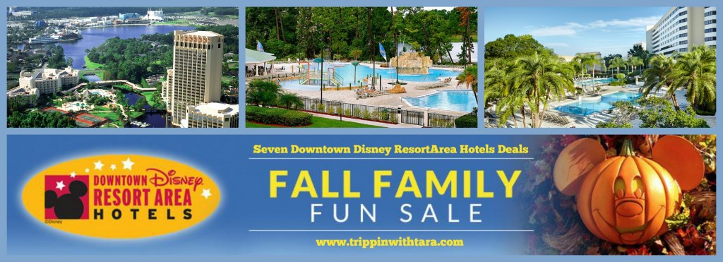 seven downtown disney resort area hotels deals disneytravel