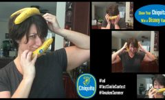 Show Your Chiquita Smile and Win a Disney Vacation