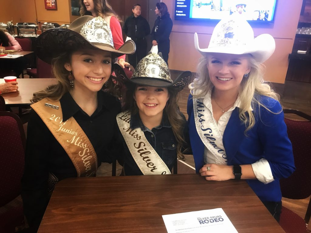 2018 Silver Spurs Rodeo Queen