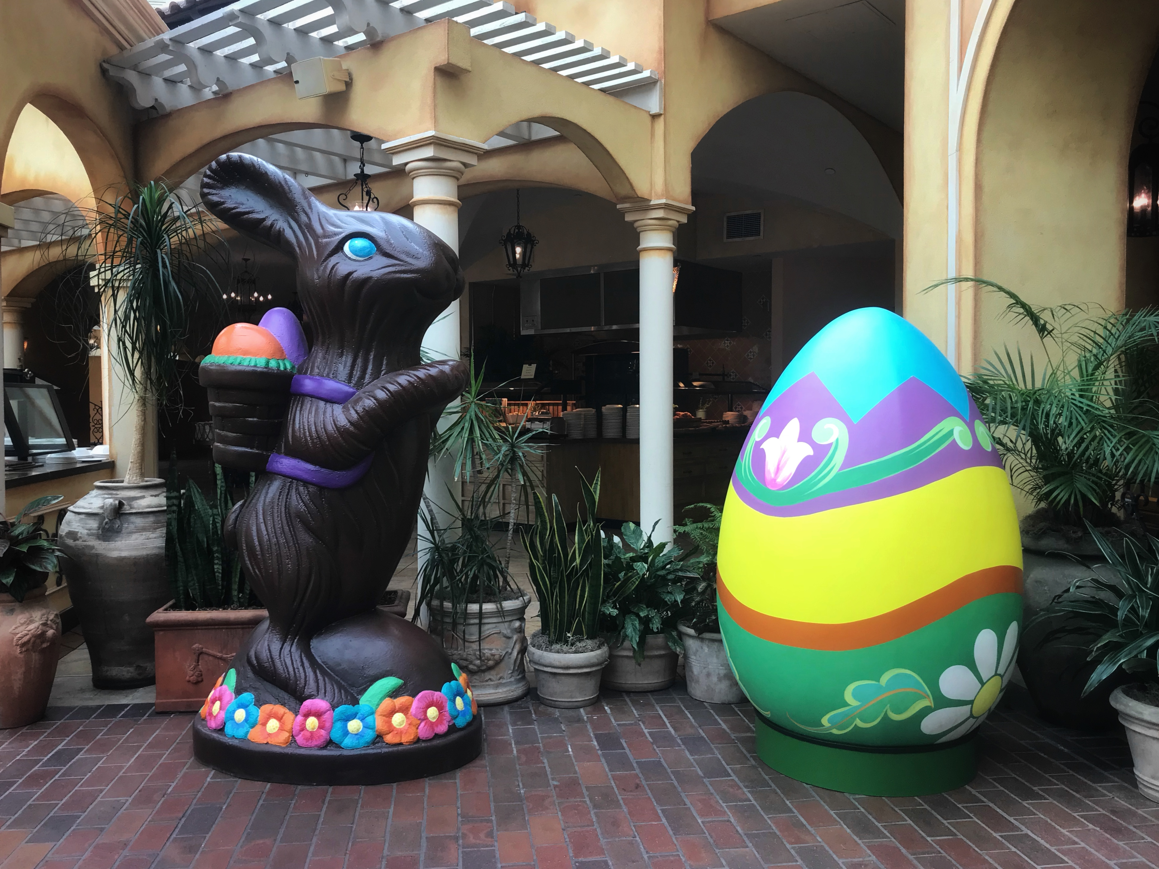 Gaylord Palms Kissimmee Easter