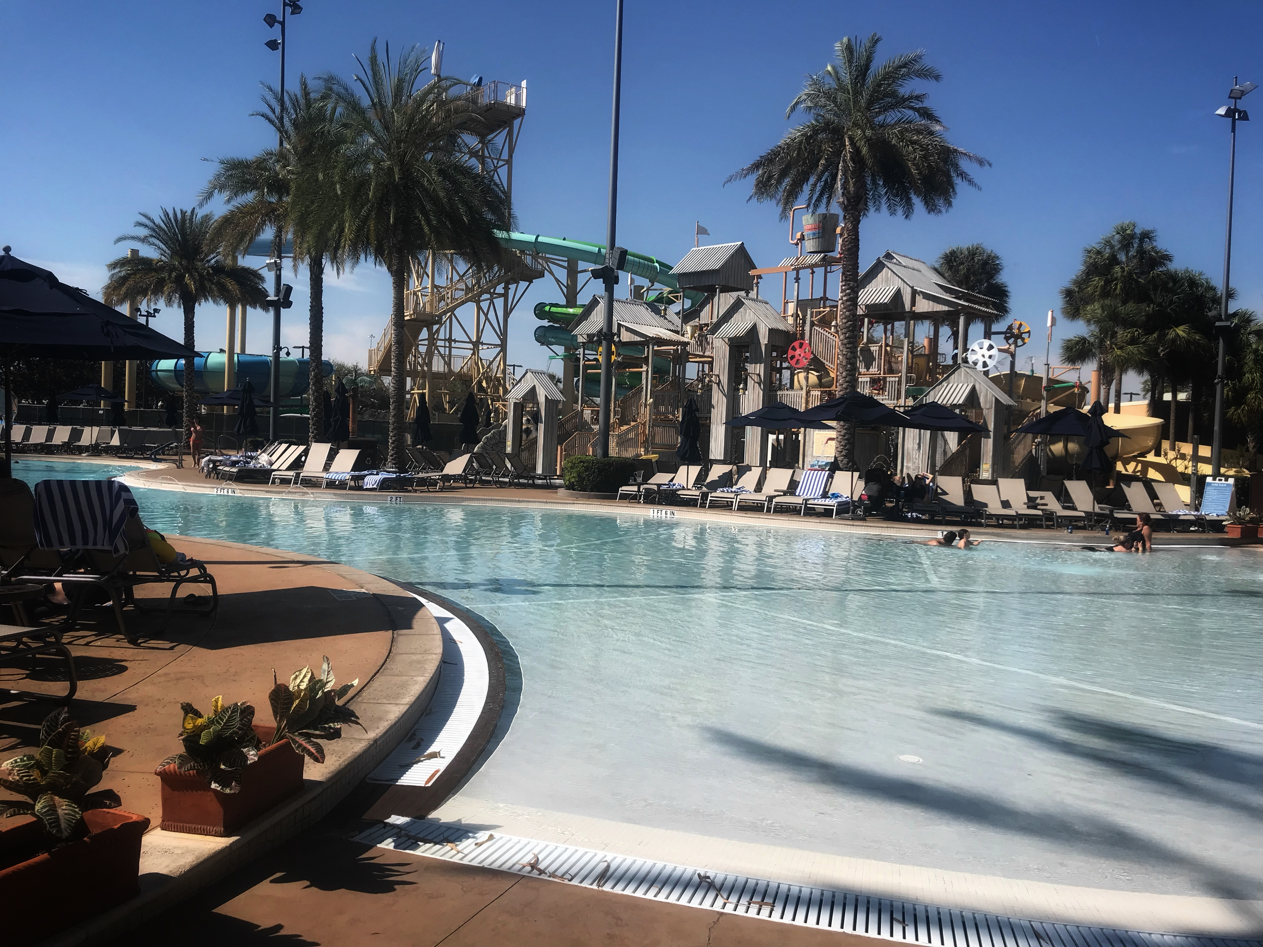 Gaylord Palms Kids Pool