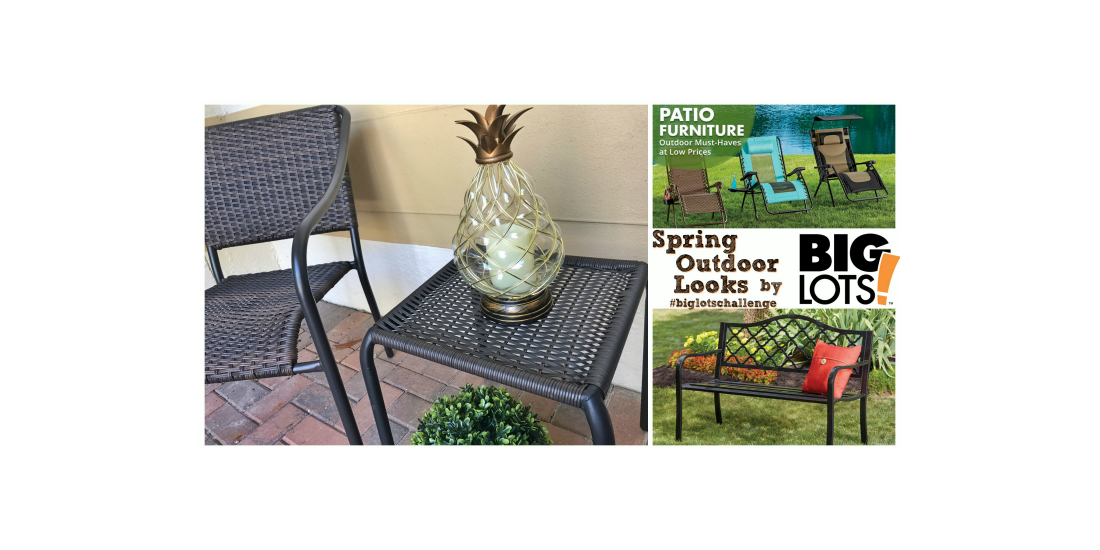 Spring Outdoor Looks by Big Lots