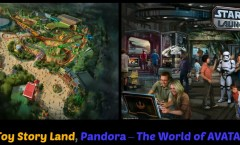 Star Wars, Toy Story Land, Pandora – The World of AVATAR and More