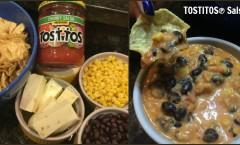 TOSTITOS Salsa dip