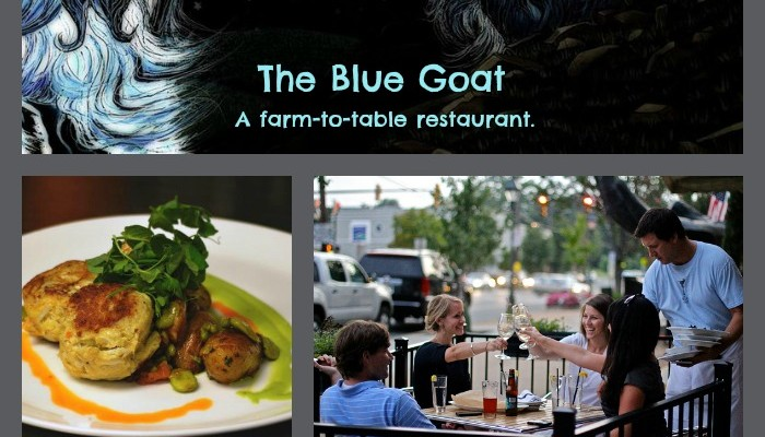 The Blue Goat