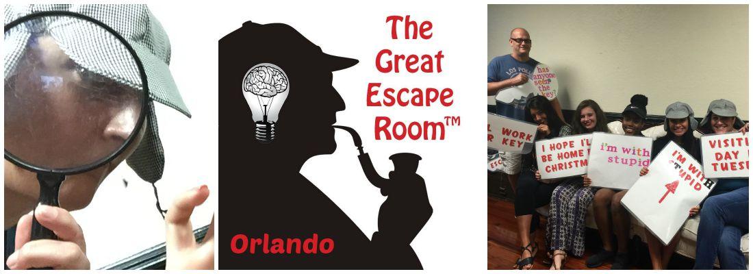 The Great Escape Room Orlando 1