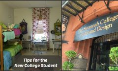 Tips for the New College Student