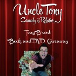 Tony Brent Book and DVD Giveaway