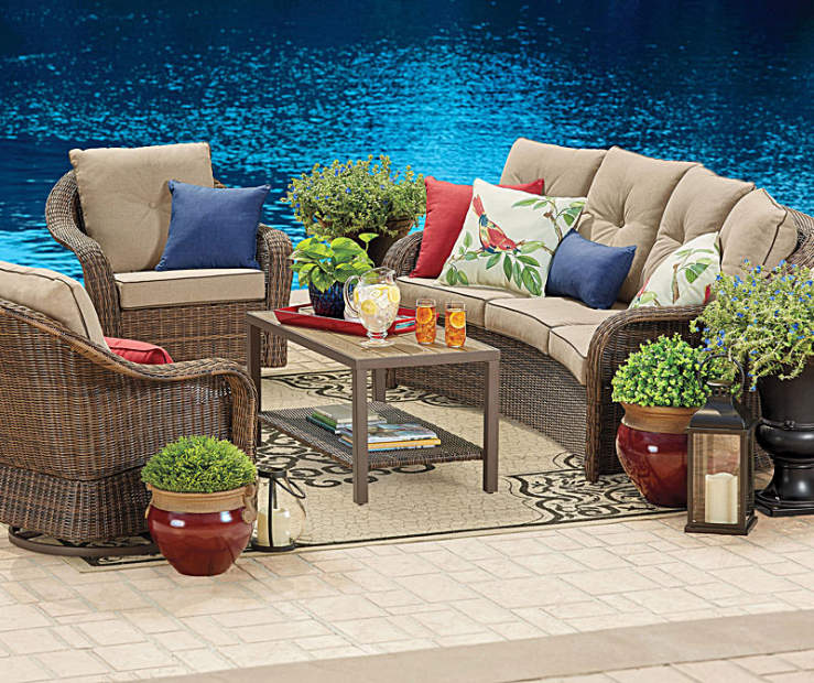 Spring Outdoor Looks By Big Lots Under 100 Challenge For