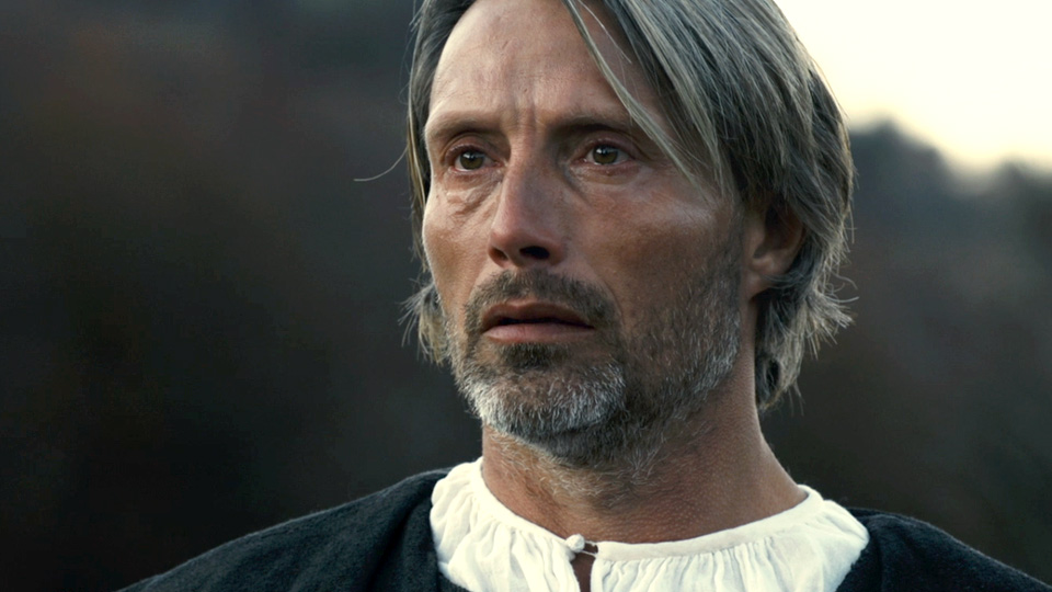 Mads Mikkelsen, who plays Galen Erso in Star Wars: Rogue One