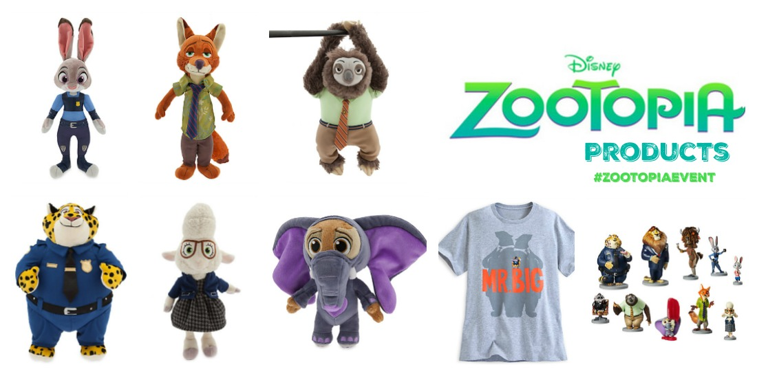 ZootopiaProducts