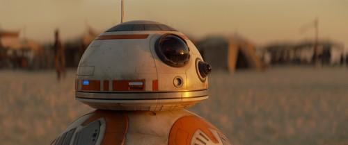 Star Wars: The Force Awakens BB-8 via Lucasfilm Ltd.