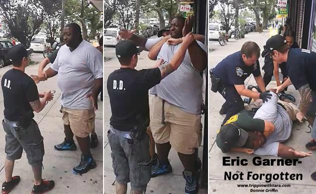 Eric Garner, Not Forgotten