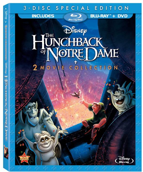BLU-RAY REVIEW: The Hunchback of Notre-Dame