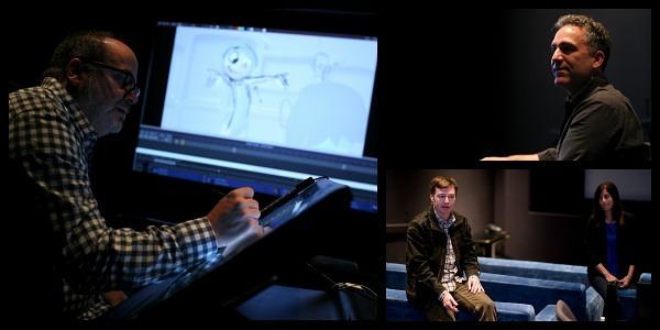 get animated pixar