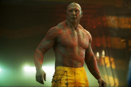 Dave Bautista Talks About Playing Drax