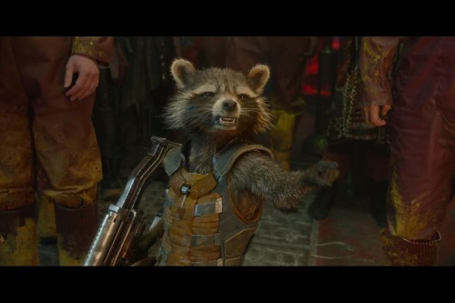 Rocket of Guardians of the Galaxy