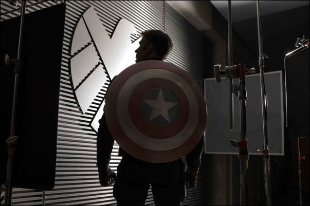 "MARVEL STUDIOS BEGINS PRODUCTION ON 2nd INSTALLMENT OF THE ICONIC FRANCHISE ""CAPTAIN AMERICA"""