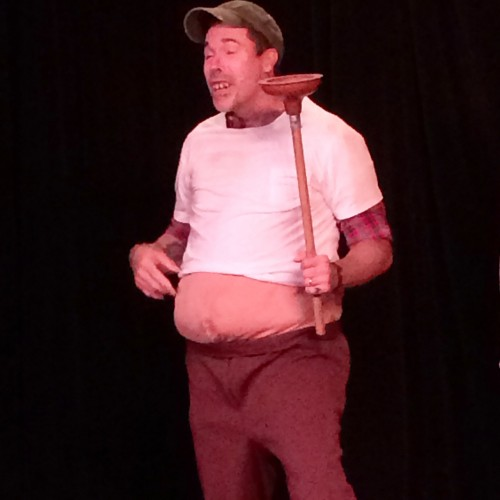 Tony Brent Outta Control Dinner Show