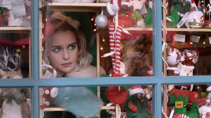 Last Christmas Emilia Clark,