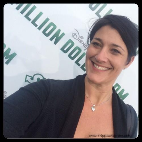 Walking the Green Carpet:  Million Dollar Arm Premiere at El Capitan