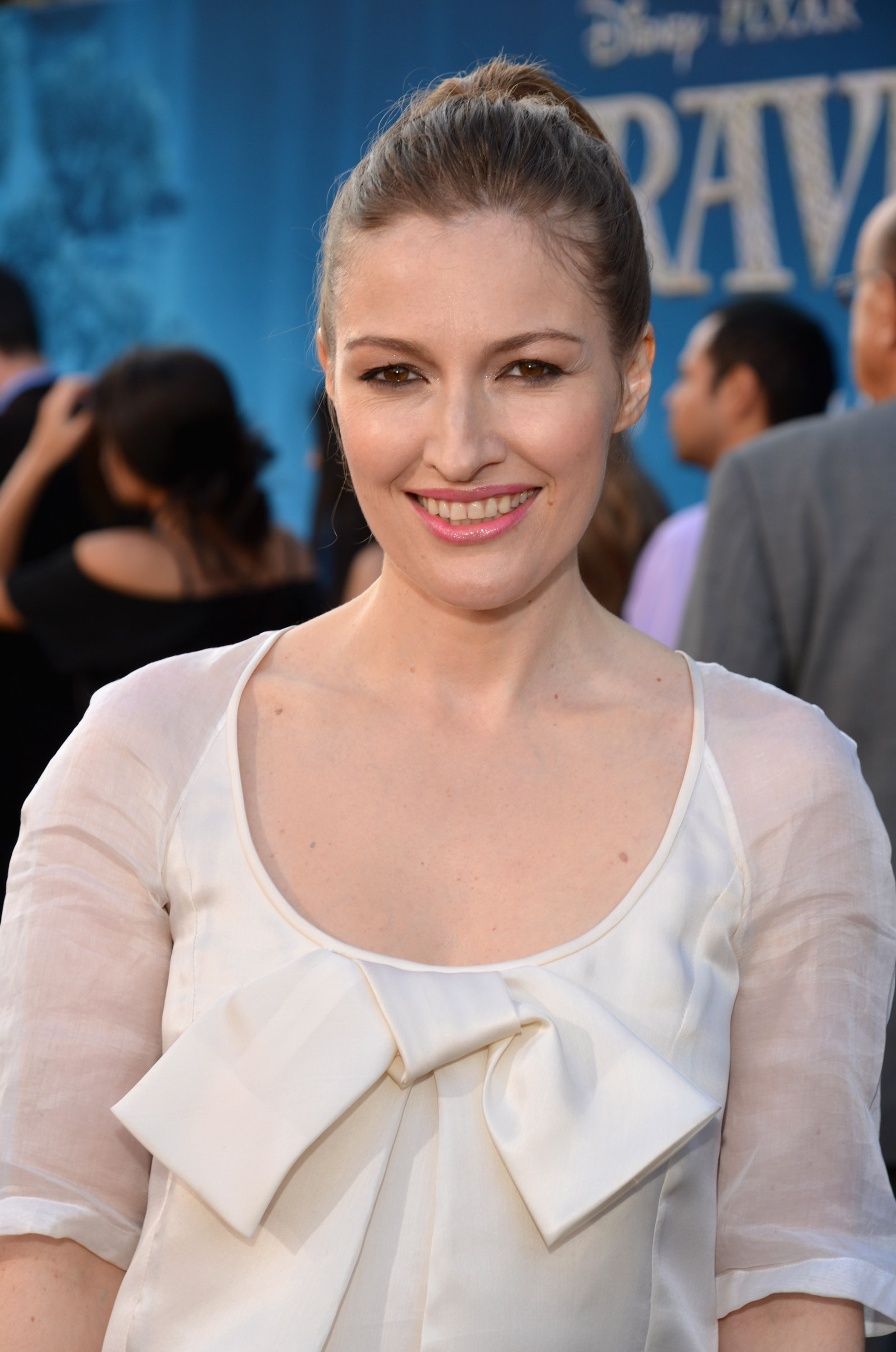 "Kelly Macdonald at World Premiere Of Disney Pixar's ""Brave"" - Red Carpet"
