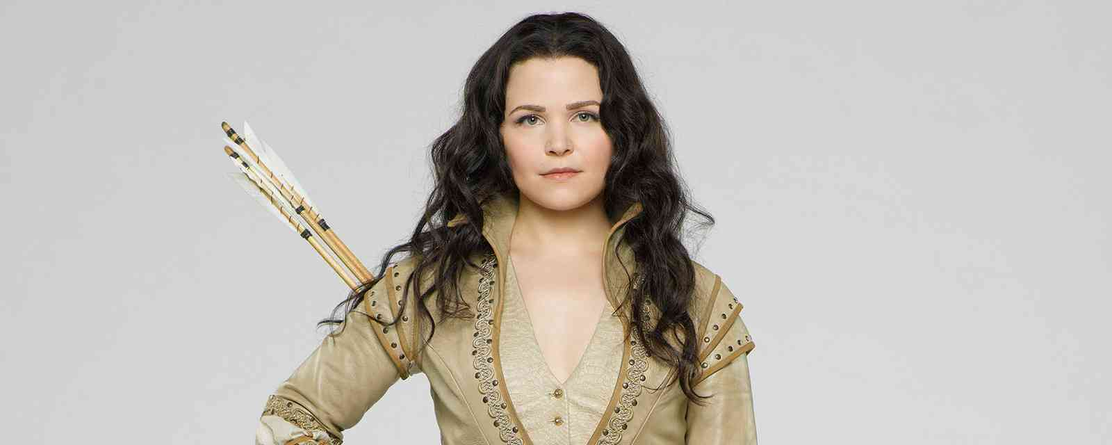 Ginnifer Goodwin is Snow White in Once Upon a Time via Disney