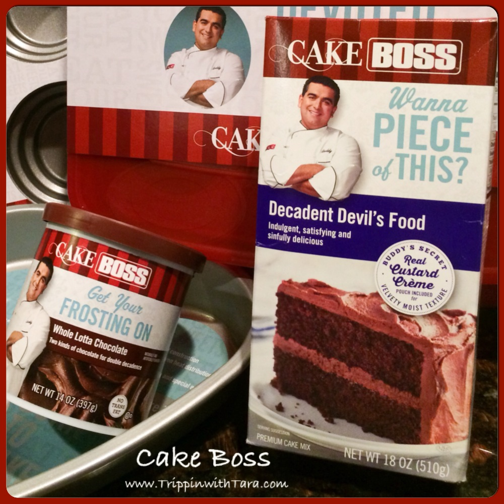 Cake Boss Icing Reviews : CAKE BOSS Cake Mixes and Frostings #CakeBoss