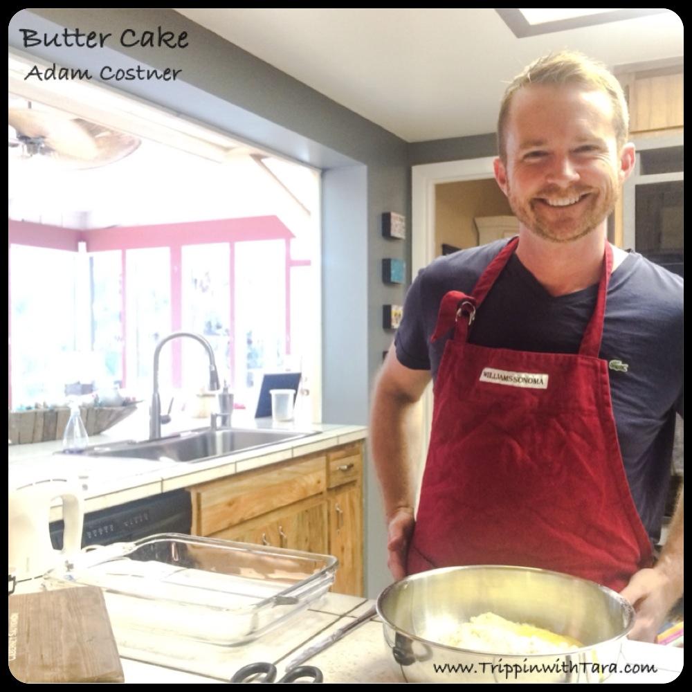 Adam Butter Cake Recipe