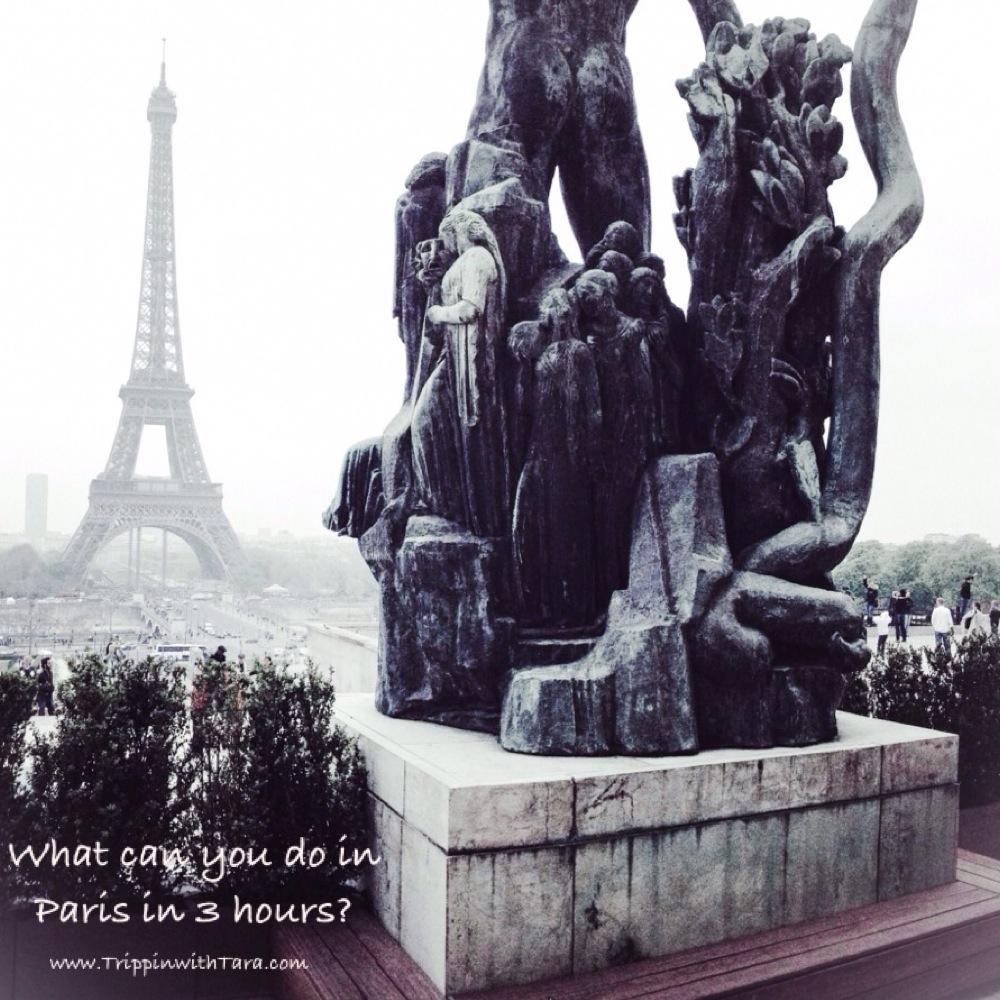 Paris Trippin with Tara