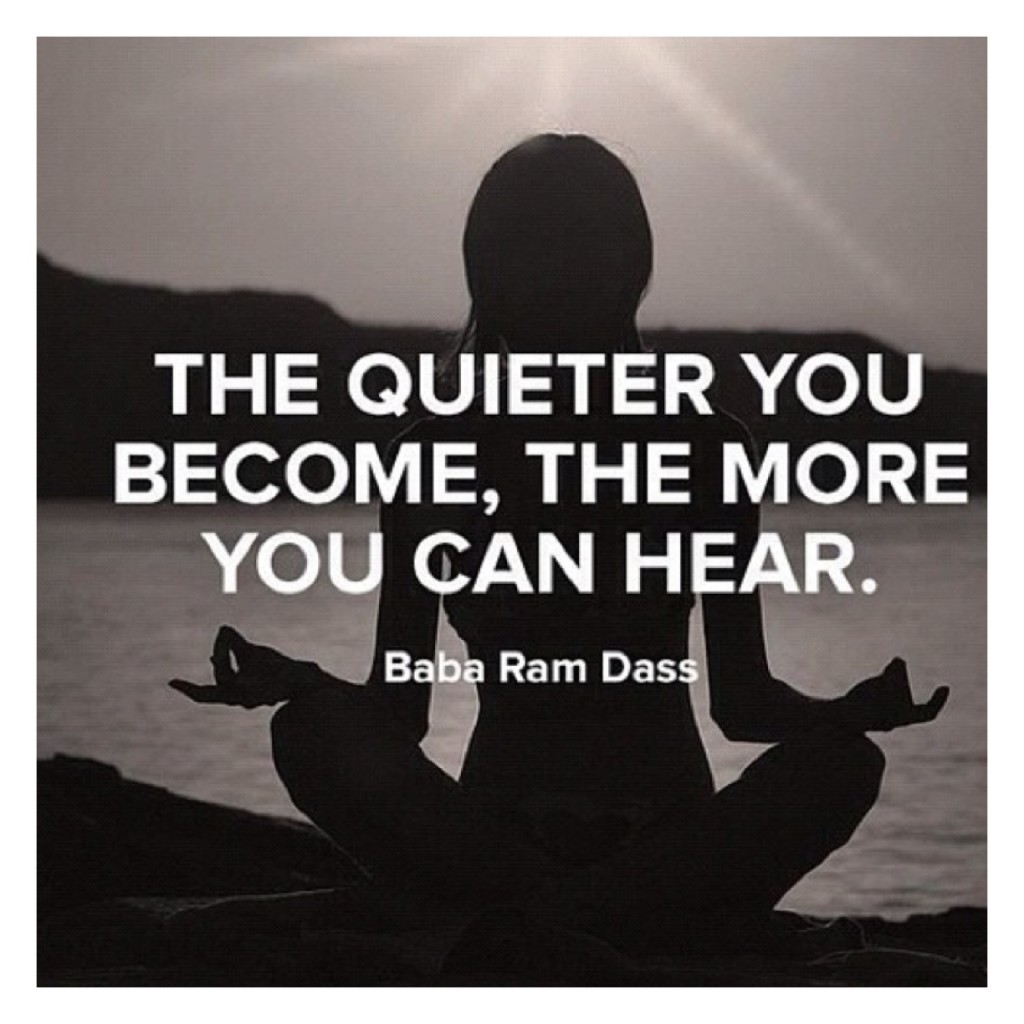 Power of Quiet