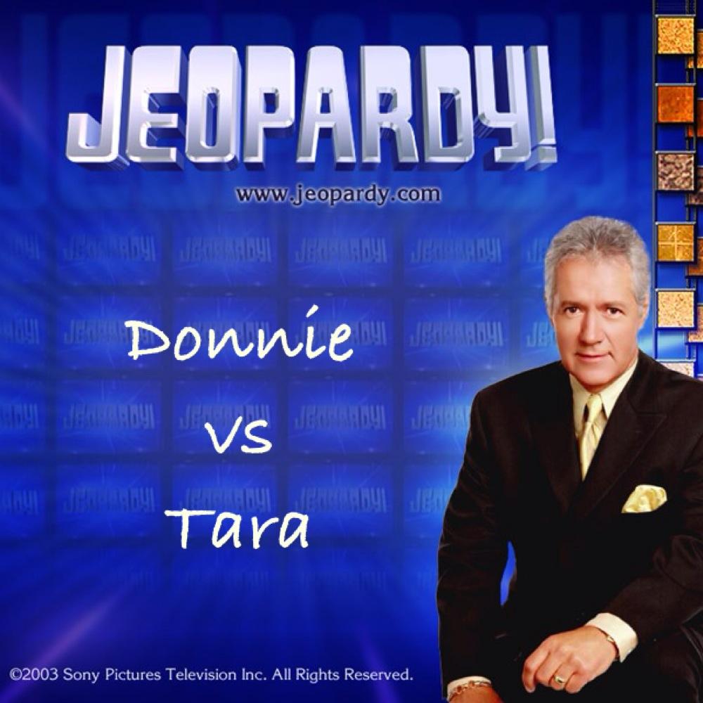 We Play Jeopardy