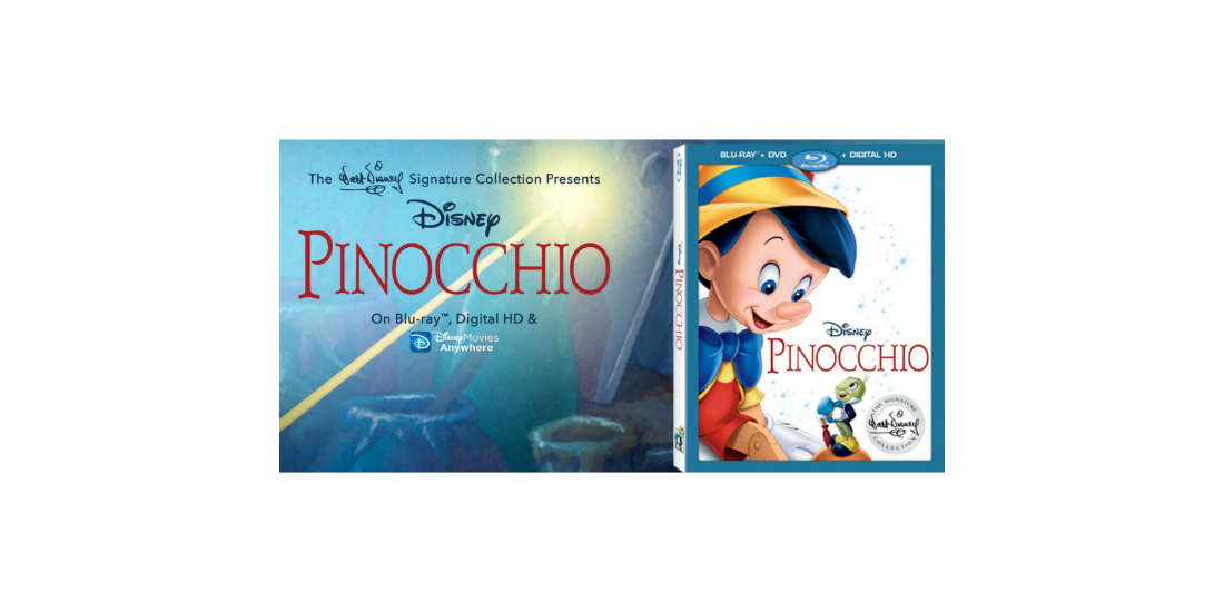 Pinocchio Watch at Home