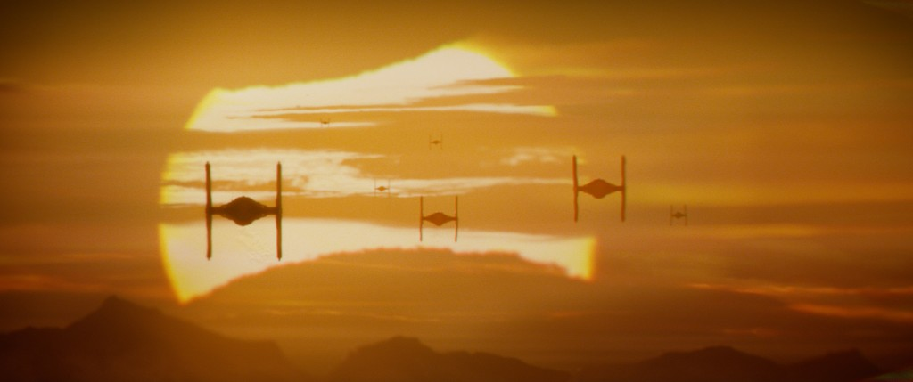 Star Wars: The Force Awakens. Lucasfilm