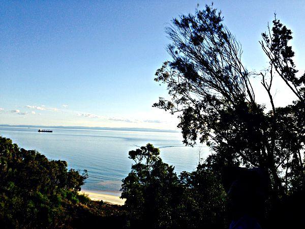 Tangalooma Australia Beach Gabi Salinas
