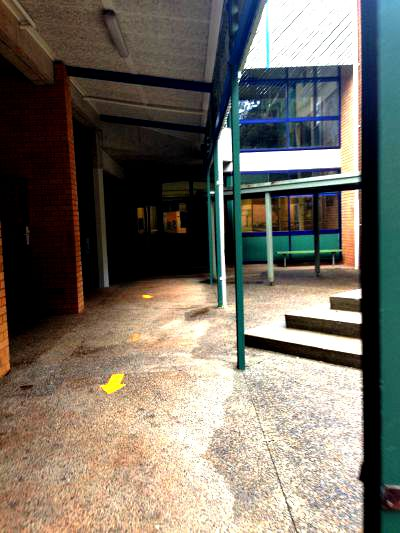 School in Australia Gabi Salinas