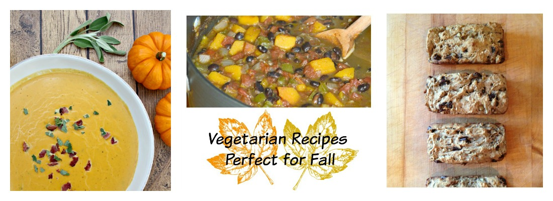 vegetarian recipes perfect for fall