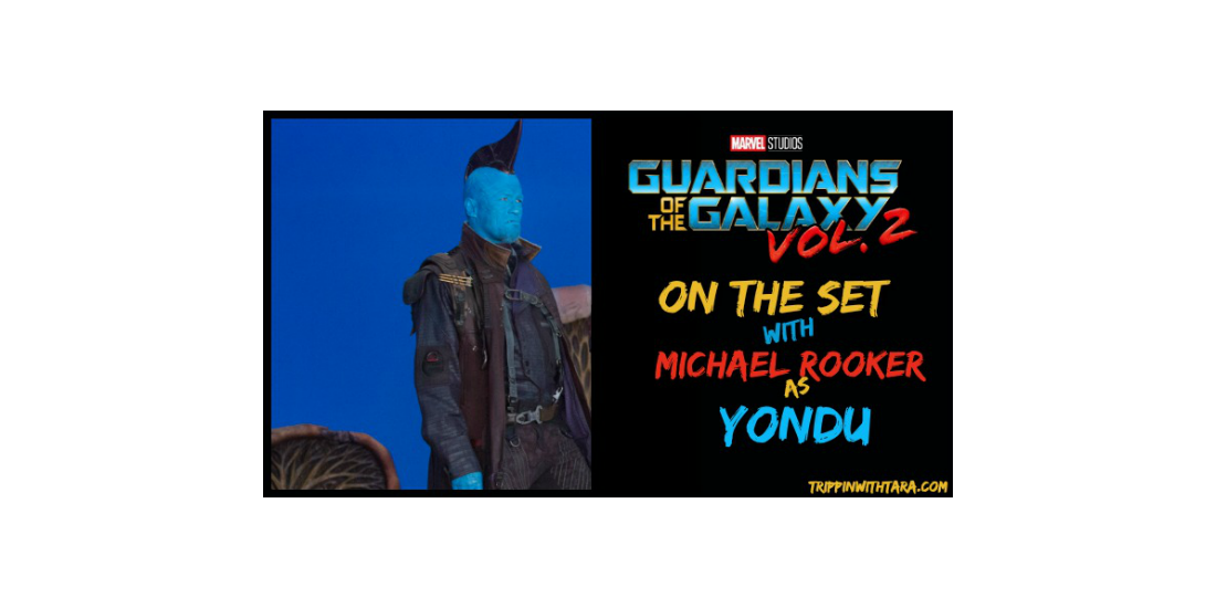 Michael Rooker as Yandu in Guardians of the Galaxy Vol 2